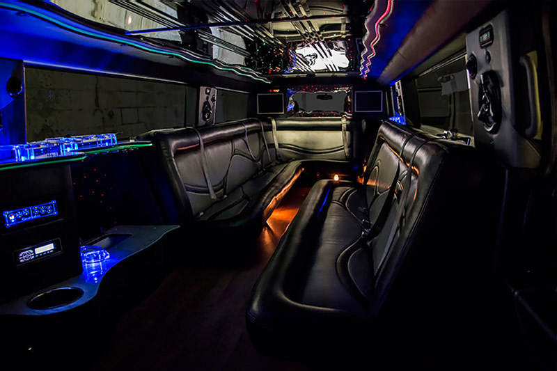 Knoxville Hummer Limo